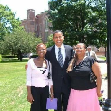Gee, Barack & I